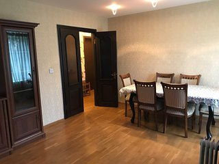 3-room apartment for economy traveller, transfer is available