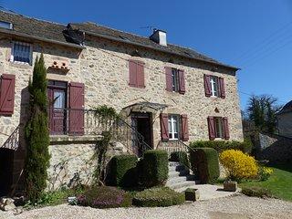 La maison Rouziès,  Gite chez Georgette
