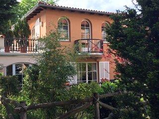 2-Zi-Ferienwohnung LAGUNA-Residenz inmitten einer mediterranen Wasserlandschaft