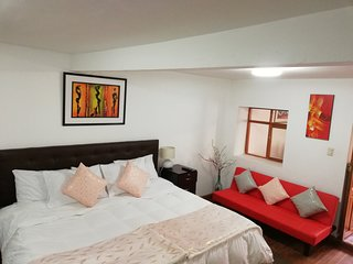 COZY PRIVATE APARTMENT - HISTORIC CENTER - CUSCO