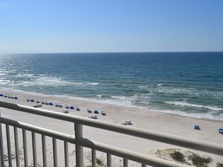 SeaSpray Perdido Key Unit No. 1025 - Beautiful 10th Floor 3 Bed/3Bath Gulf Front