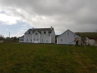 Grianan Luxury Lodge, Bridgend by Wild Atlantic Wanderer
