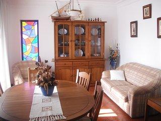 Apartamento para Familia no centro da Nazare