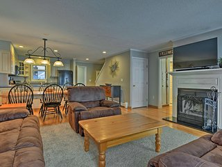 Burke Mountain Condo – Updated Chic Trailside Unit