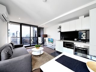 MODERN CBD Suites Near SOUTHERN CROSS + FREE WiFi