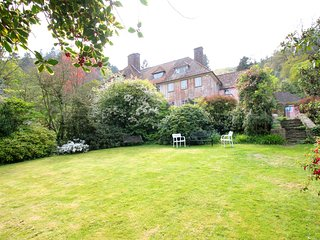 Conifer House, West Porlock - Large country residence with coast views, ideal ba