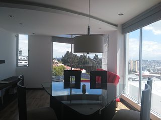 Cozy appartment with perfect views of Quito