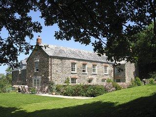 Trencreek Farmhouse