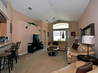 208HC. Lovely 4 Bedroom 3 Bath Villa with West Facing Pool