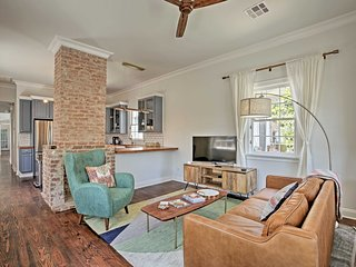 NEW! New Orleans Home - 2 Mi. to French Quarter!