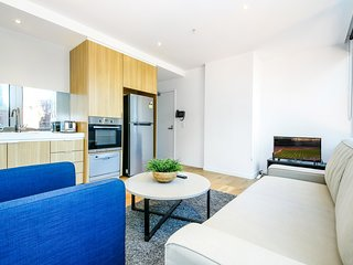 A spacious, comfy & warm interior.