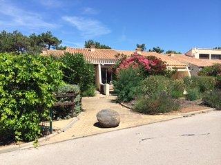 Villa RIAD dans village naturiste, 2 chambres, 2 terrasses, Climatisée