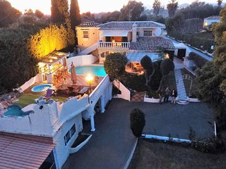 Fabulous 5* reviews Villa in Puerto Banus / Marbella