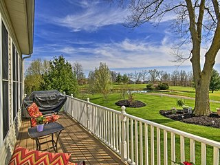 Family-Friendly Home on Fairway near Harpers Ferry