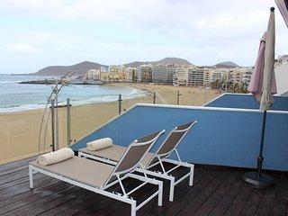 Expectacular Apartamento Primera Linea Playa Las Canteras