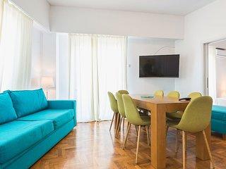 Super Paradise Acropolis View Apartment