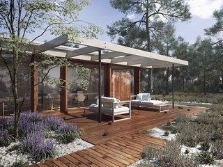 Boho Eco Aqua Villa