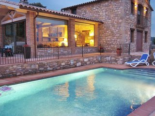 6 bedroom Villa in Sant Sebastià de Montmajor, Catalonia, Spain : ref 5622289