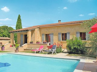 4 bedroom Villa in Les Brancay, Provence-Alpes-Cote d'Azur, France : ref 5443482
