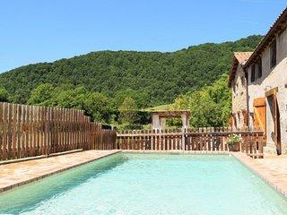 4 bedroom Villa in Sant Privat d'en Bas, Catalonia, Spain : ref 5622444