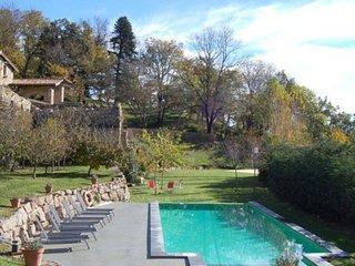 4 bedroom Villa in Sant Pau de Seguries, Catalonia, Spain : ref 5622499