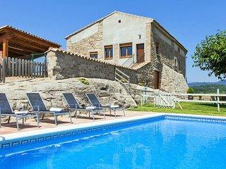8 bedroom Villa in Sagàs, Catalonia, Spain : ref 5622287