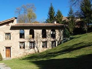 7 bedroom Villa in Sant Pau de Seguries, Catalonia, Spain : ref 5622480