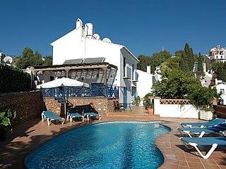 3 bedroom Villa in Frigiliana, Andalusia, Spain - 5049914