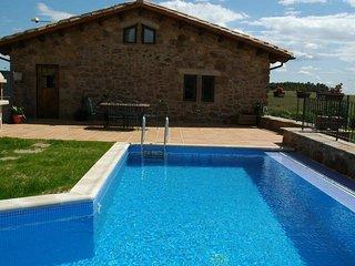 4 bedroom Villa in Ponts, Catalonia, Spain : ref 5622505