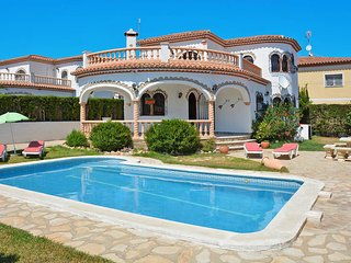 3 bedroom Villa in Miami Platja, Catalonia, Spain : ref 5437628