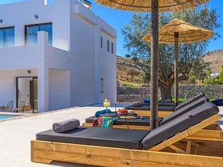 2 bedroom Villa in Lindos, South Aegean, Greece : ref 5402636