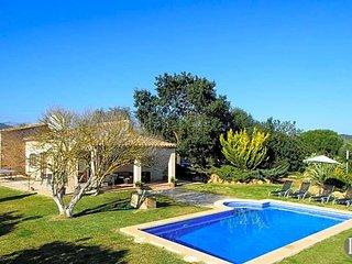 2 bedroom Villa in Pollenca, Balearic Islands, Spain : ref 5433286