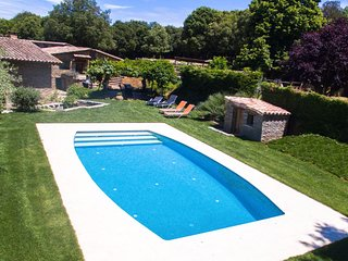 4 bedroom Villa in Sant Julia de Vilatorta, Catalonia, Spain : ref 5622473
