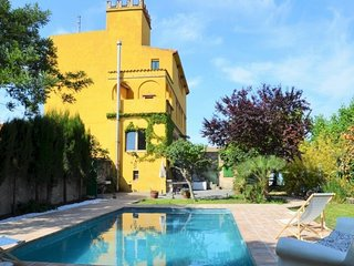 6 bedroom Villa in Les Cabanyes, Catalonia, Spain : ref 5000583