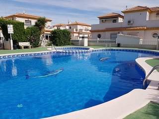 3 Bedroom Quadhouse in Playa Flamenca