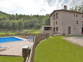 6 bedroom Villa in Casserres, Catalonia, Spain : ref 5622264
