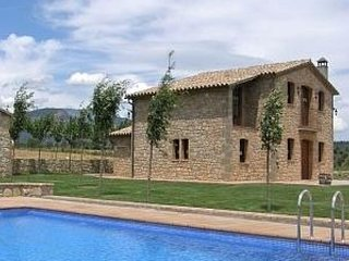 5 bedroom Villa in Sant Sebastià de Montmajor, Catalonia, Spain : ref 5622277