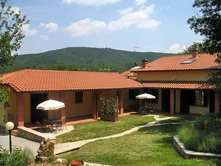 4 bedroom Apartment in Badia Agnano, Tuscany, Italy : ref 5446256