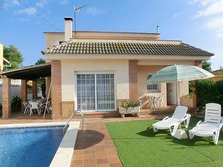 4 bedroom Villa in Blanes, Catalonia, Spain : ref 5506361