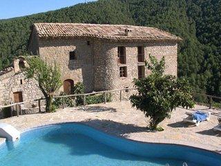 7 bedroom Villa in Coll de Nargo, Catalonia, Spain : ref 5622490