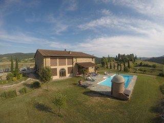1 bedroom Apartment in Volterra, Tuscany, Italy : ref 5446598