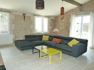 Maison charme près Bordeaux