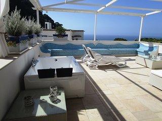 Regina di Capri luxury villa