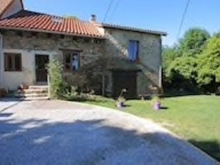 Beautiful country cottage in Limousin Natural Park