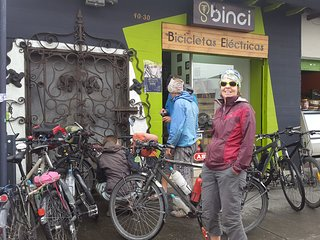 Tour Manizales bicycle