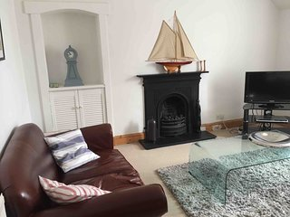 The Retreat, spacious two bedroom holiday property, in North Berwick