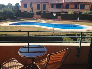 MSJ75 Acogedor Apartamento En Primera Planta Marina Sant Jordi