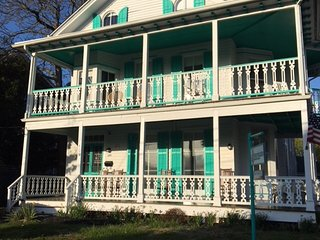 Huge Victorian Vacation Rental in the heart of downtown Cape May