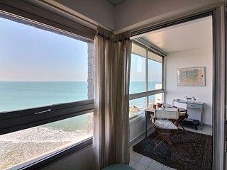 Superbe appartement avec vue imprenable sur Saint-Malo