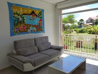 DESIRADE   Bel appartement 5 personnes  dans la résidence CRYSTAL BEACH